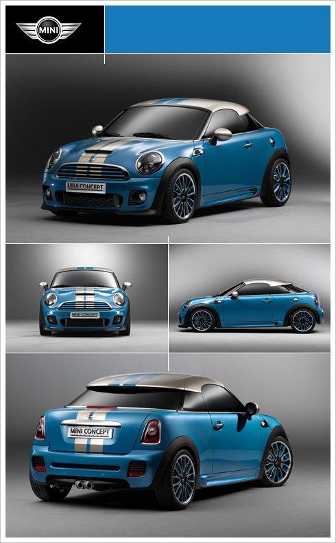 mini coupé concept