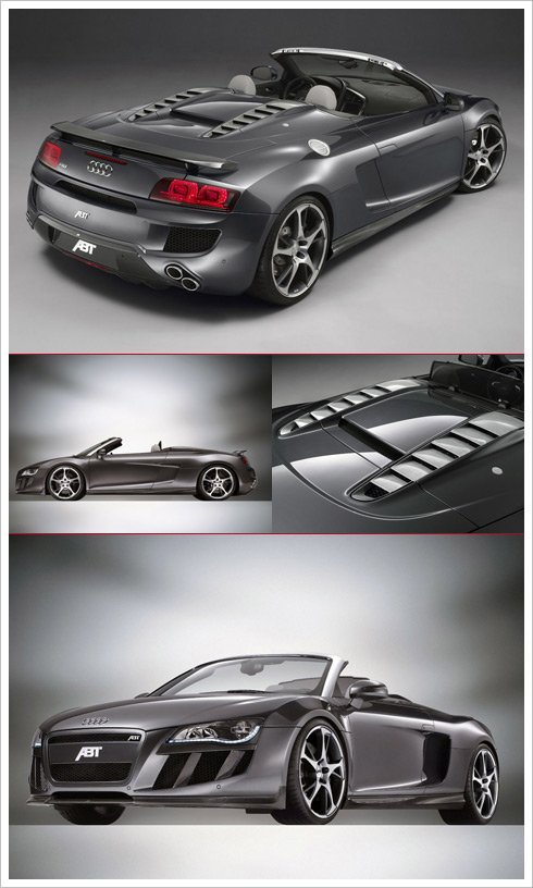 Abt Sportsline R8 Spyder